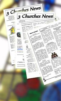 3 churches newsletter